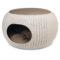 Curver Cozy Pet Home – Cuccia da Interno per Cani di Piccola Taglia