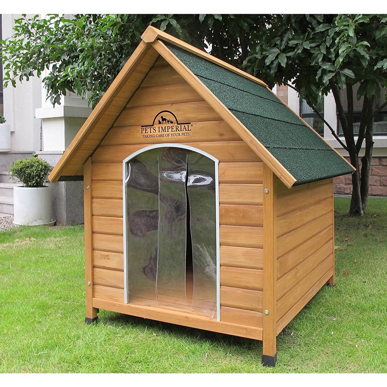Pets Imperial Sussex Casa Per Cani Di Taglia Media In Legno